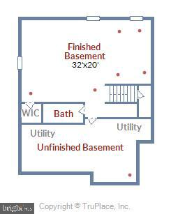Floor plan of Lower Level 2 - 315 BONHEUR AVE, GAMBRILLS