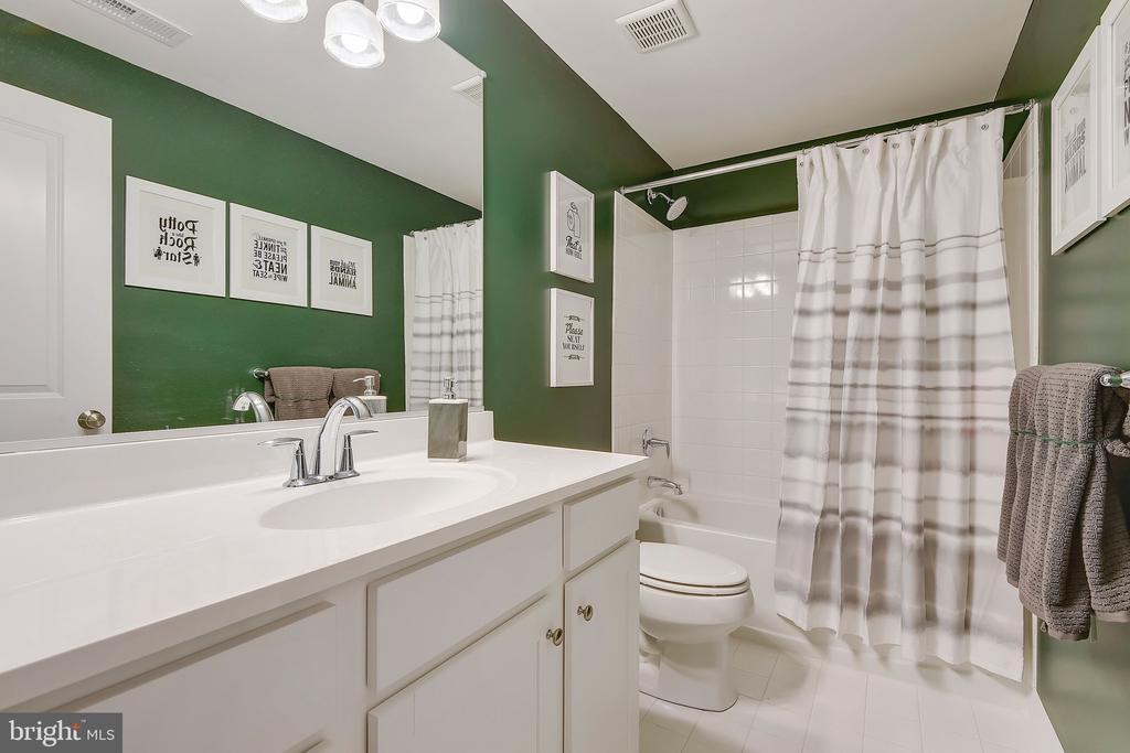 Optional Full Bath in Lower Level 2 - 315 BONHEUR AVE, GAMBRILLS