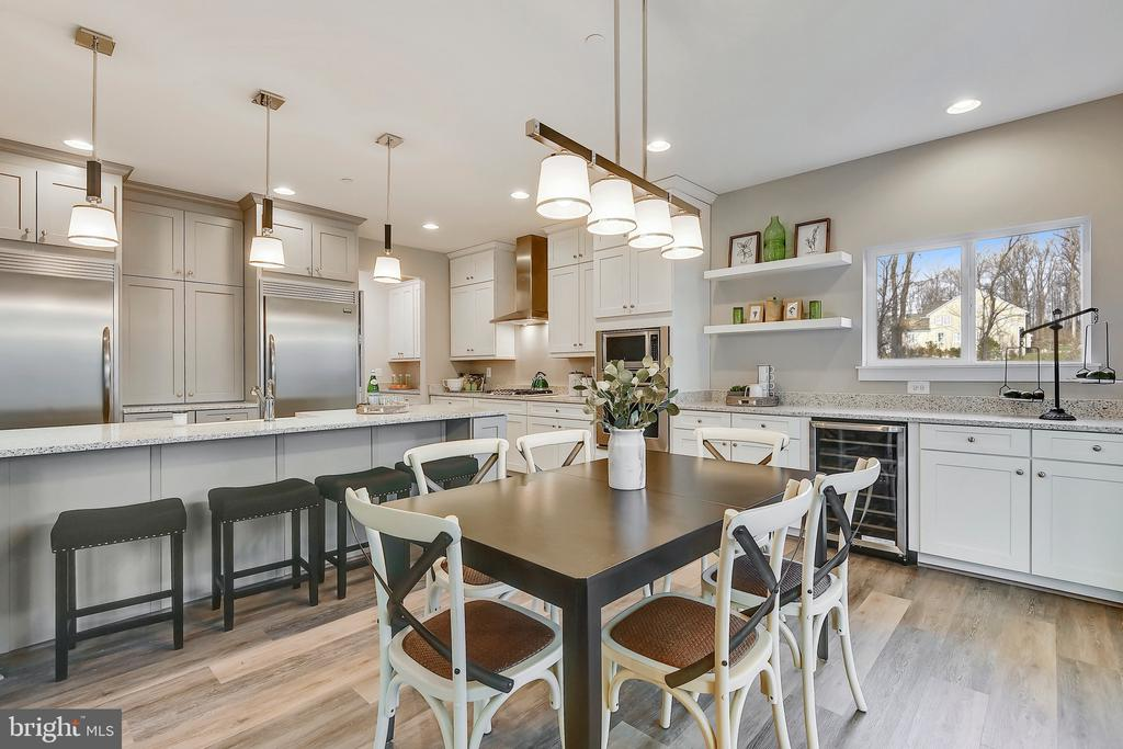 Awesome Kitchen - 299 BONHEUR AVE, GAMBRILLS