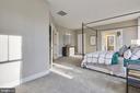 Large Owner's Suite with en-suite bath - 315 BONHEUR AVE, GAMBRILLS