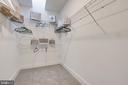 Owner's Walk in Closet - 315 BONHEUR AVE, GAMBRILLS