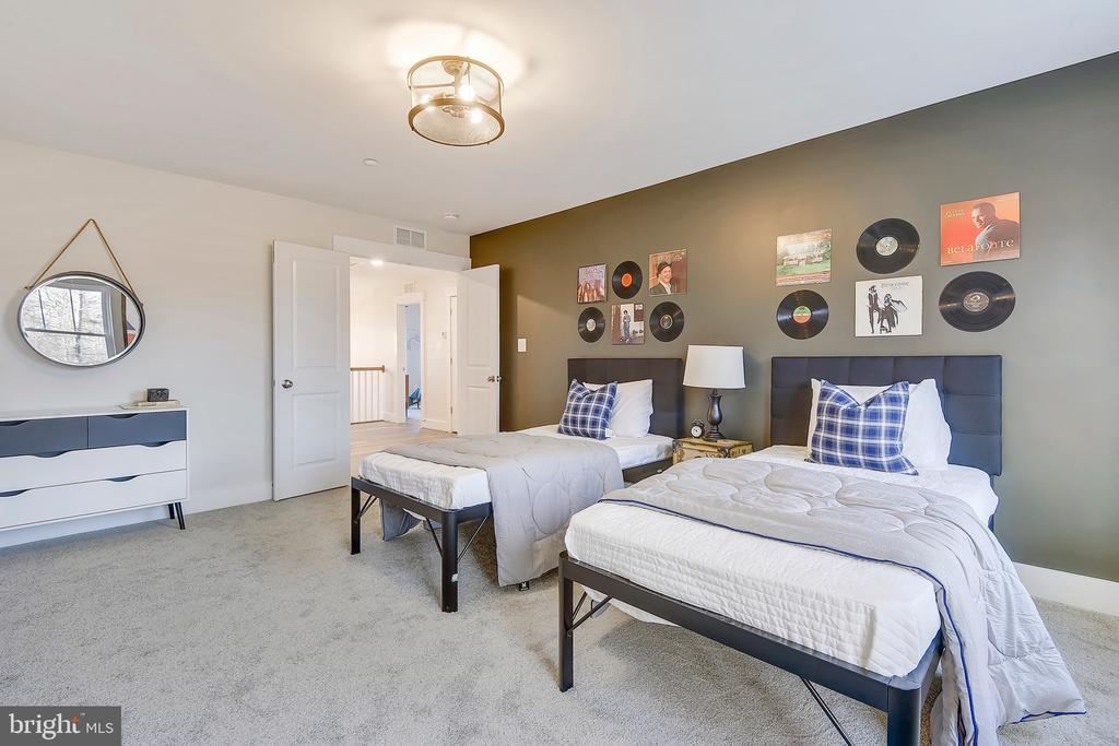 Bedroom 5 - 315 BONHEUR AVE, GAMBRILLS