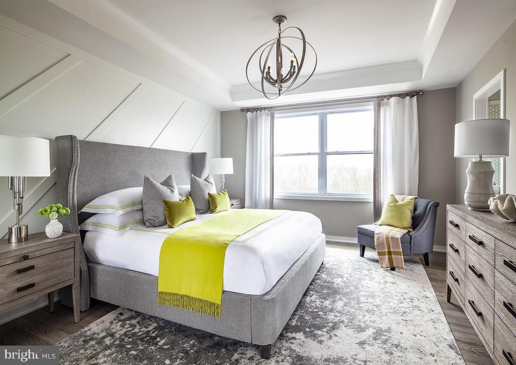 Master Bedroom - 23561 HOPEWELL MANOR TER, ASHBURN
