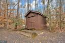 Huge shed...large enough to be a man cave! - 310 HAPPY CREEK RD, LOCUST GROVE