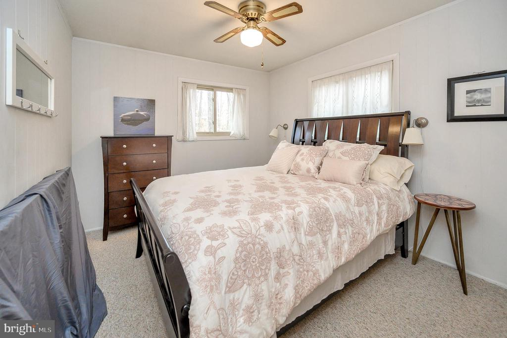 The light shines in on bedroom #1 - 310 HAPPY CREEK RD, LOCUST GROVE