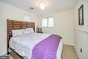 Lower level bedroom #4 - 310 HAPPY CREEK RD, LOCUST GROVE