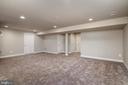 Recreation Room - 6106 LARRICKS WAY, COLUMBIA