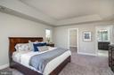 Master Bedroom - 6106 LARRICKS WAY, COLUMBIA