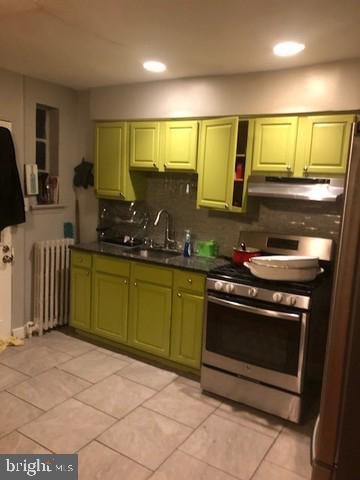 Kitchen - 26 53RD ST SE, WASHINGTON