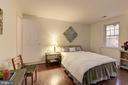 Master bedroom - 1956 N CLEVELAND ST #1, ARLINGTON