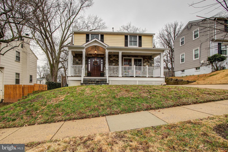 9918 EDWARD AVENUE, BETHESDA, Maryland