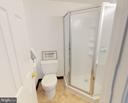 Stand Up Shower on 1st floor - 416 PHELPS ST, GAITHERSBURG