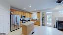 Gorgeous Open Kitchen! - 416 PHELPS ST, GAITHERSBURG