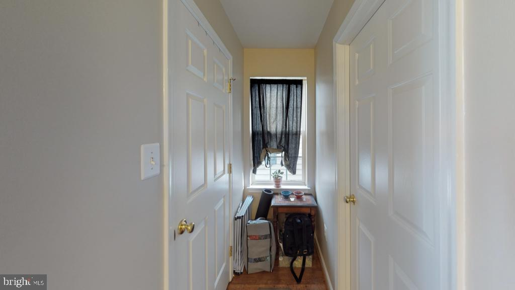 Third Level Bedroom Walk In Closet and Full Bath - 416 PHELPS ST, GAITHERSBURG