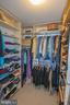 Master Walk In Closet - 416 PHELPS ST, GAITHERSBURG