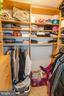 Third Level Bedroom Walk In Closet - 416 PHELPS ST, GAITHERSBURG