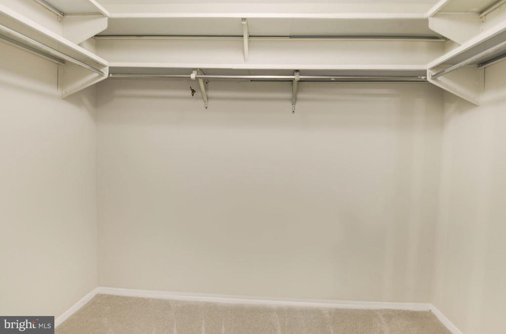 walk in closet - 3031 BORGE ST #310, OAKTON