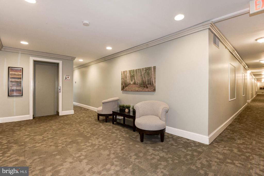 Lobby on 3rd floor - 3031 BORGE ST #310, OAKTON