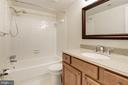 Hall Bath - 3031 BORGE ST #310, OAKTON