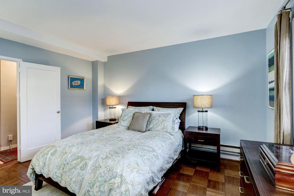 Bedroom - 3335 MARTHA CUSTIS DR, ALEXANDRIA