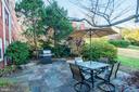 Patio Overlooks MASSIVE Grassy Courtyard! - 3335 MARTHA CUSTIS DR, ALEXANDRIA