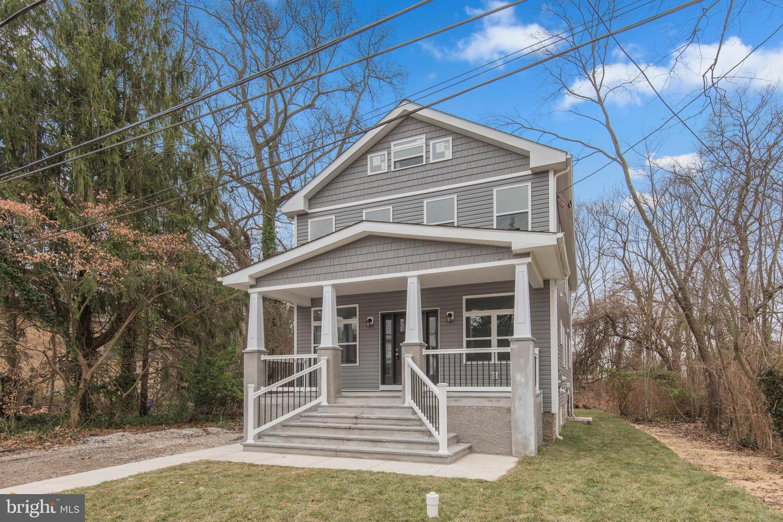 Property för Försäljning vid Swarthmore, Pennsylvania 19081 Förenta staterna