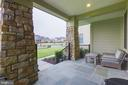Relax on your front porch - 22982 HOMESTEAD LANDING CT, ASHBURN