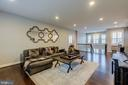 Great space to gather or enjoy quiet time - 22982 HOMESTEAD LANDING CT, ASHBURN