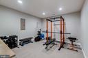Den/workout room/office on club level - 22982 HOMESTEAD LANDING CT, ASHBURN