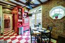 Kitchen - 211 PRINCE ST, ALEXANDRIA