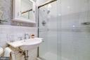 3rd floor hall bath - 211 PRINCE ST, ALEXANDRIA