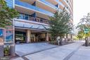 Building entrance w/24 hour complimentary valet - 1881 N NASH ST #2309, ARLINGTON