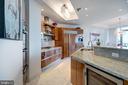 Gourmet Kitchen includes granite countertops - 1881 N NASH ST #2309, ARLINGTON