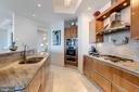 Gourmet Kitchen includes the finest in appliances - 1881 N NASH ST #2309, ARLINGTON