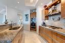 Gourmet Kitchen includes the finest in appliances - 1881 N NASH ST #2309, ARLINGTON