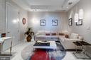 Den can serve as a large office or 3rd bedroom - 1881 N NASH ST #2309, ARLINGTON