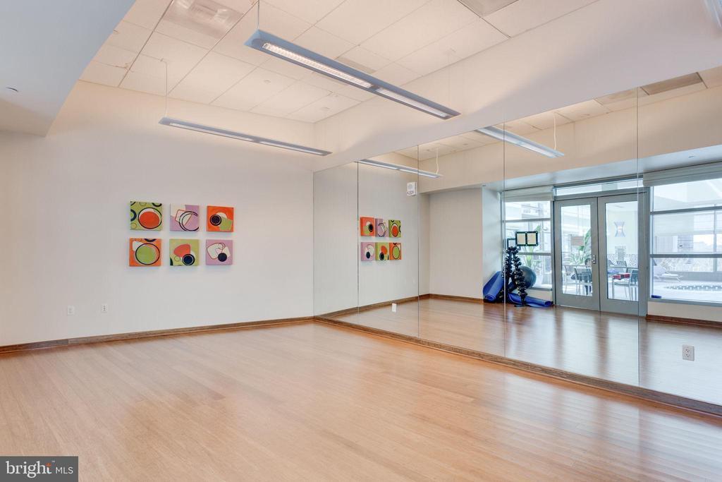 Yoga Studio - 1881 N NASH ST #2309, ARLINGTON