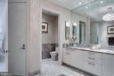 Master Bath includes separate toilet closet - 1881 N NASH ST #2309, ARLINGTON