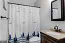 Main level bathroom - 5 BREEZY HILL DR, STAFFORD