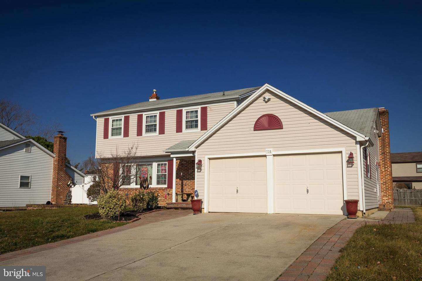 Single Family Homes for Sale at Somerdale, New Jersey 08083 United States