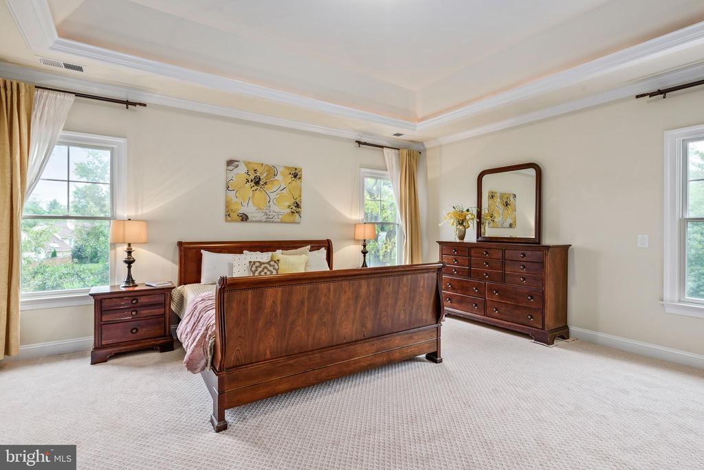 Master Bedroom - 10323 LYNCH LN, OAKTON