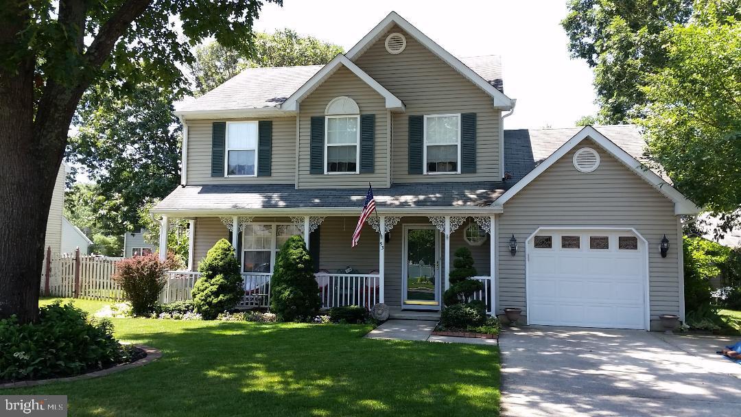 Single Family Homes för Försäljning vid Pine Hill, New Jersey 08021 Förenta staterna