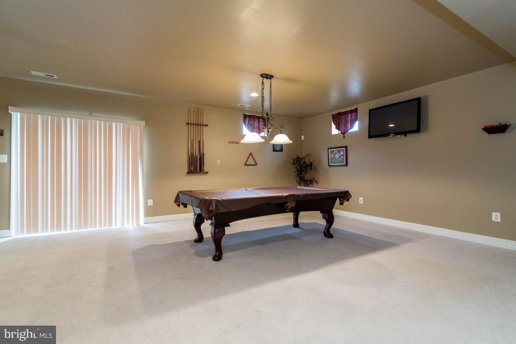 Recreation Room - 3629 STONEWALL MANOR DR, TRIANGLE