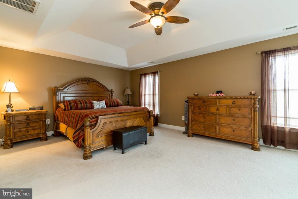 Master Suite - 3629 STONEWALL MANOR DR, TRIANGLE
