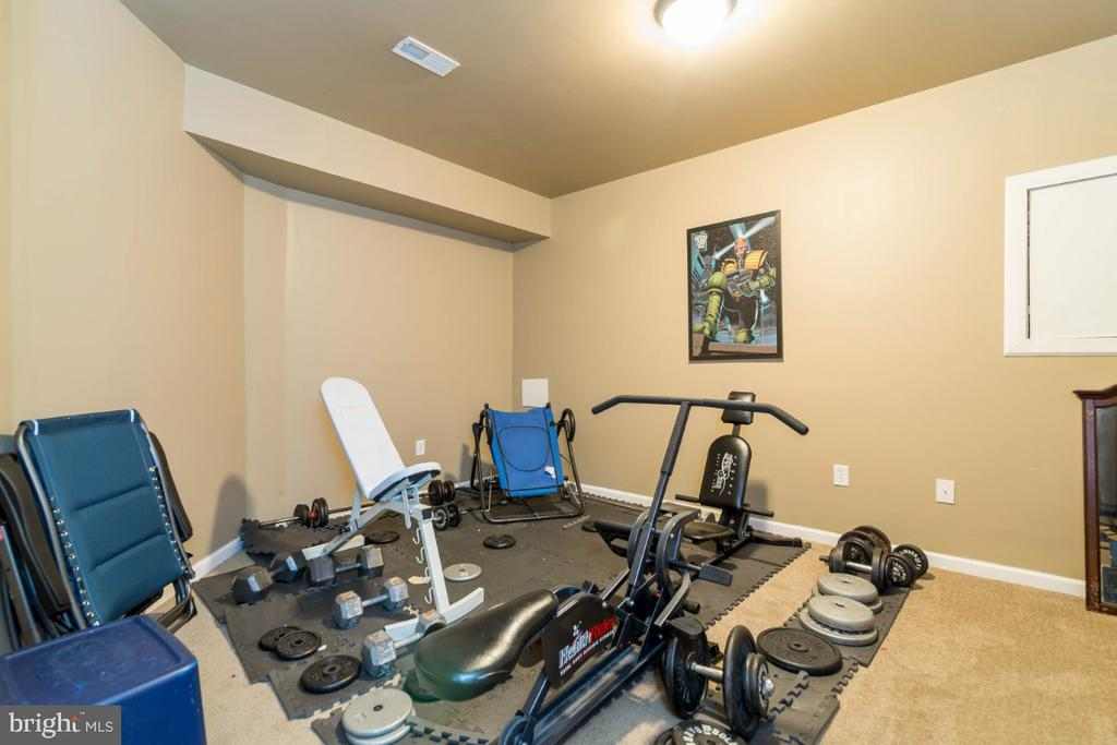 Exercise Room - 3629 STONEWALL MANOR DR, TRIANGLE
