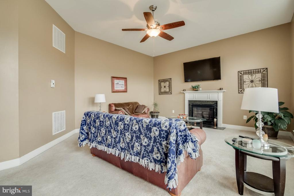 Family Room - 3629 STONEWALL MANOR DR, TRIANGLE