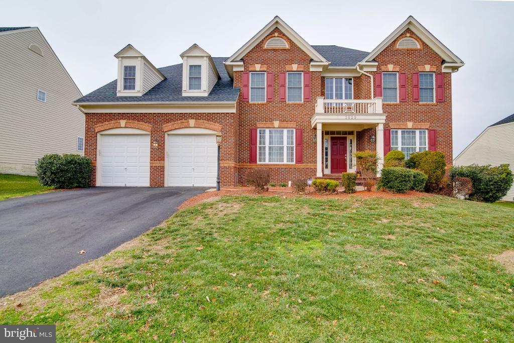 Welcome Home! - 3629 STONEWALL MANOR DR, TRIANGLE