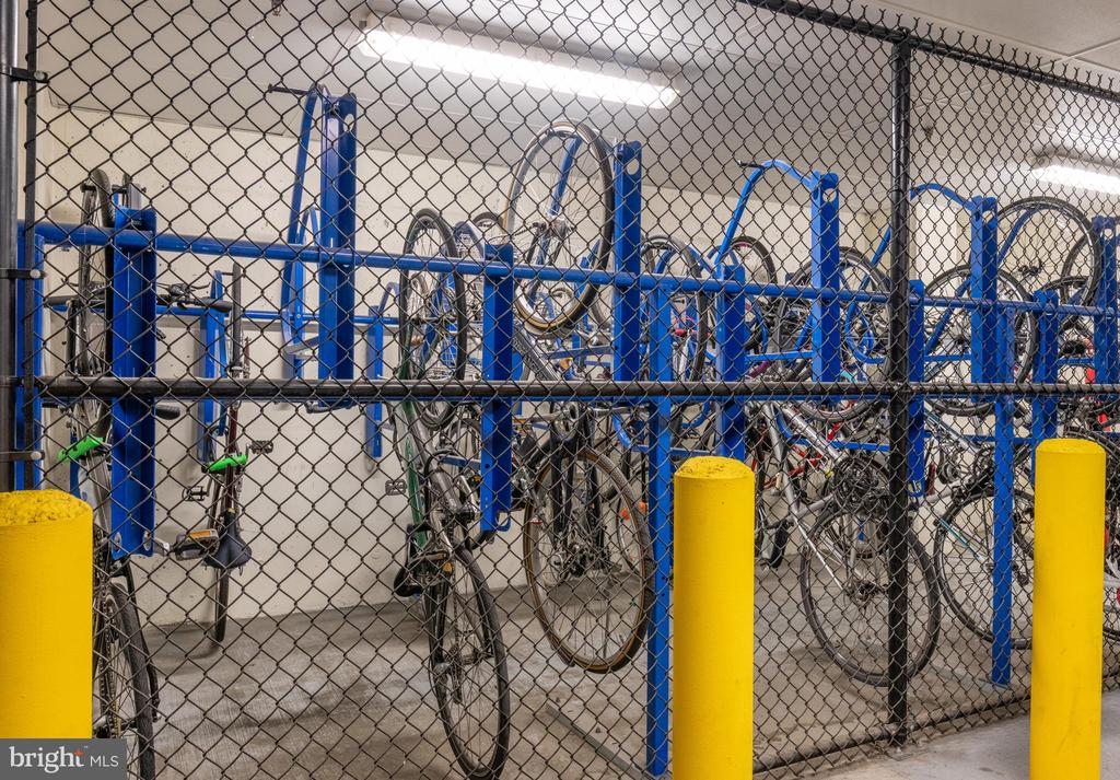 Bike Storage Room - 1311 13TH ST NW #T09, WASHINGTON