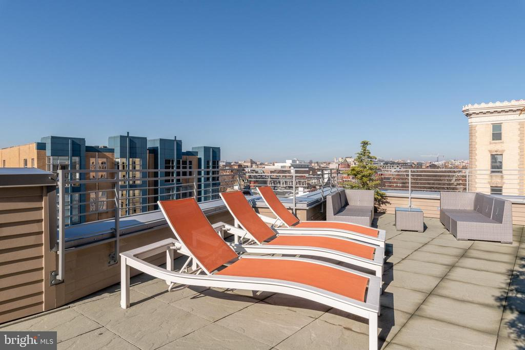 Rooftop Terrace - 1311 13TH ST NW #T09, WASHINGTON