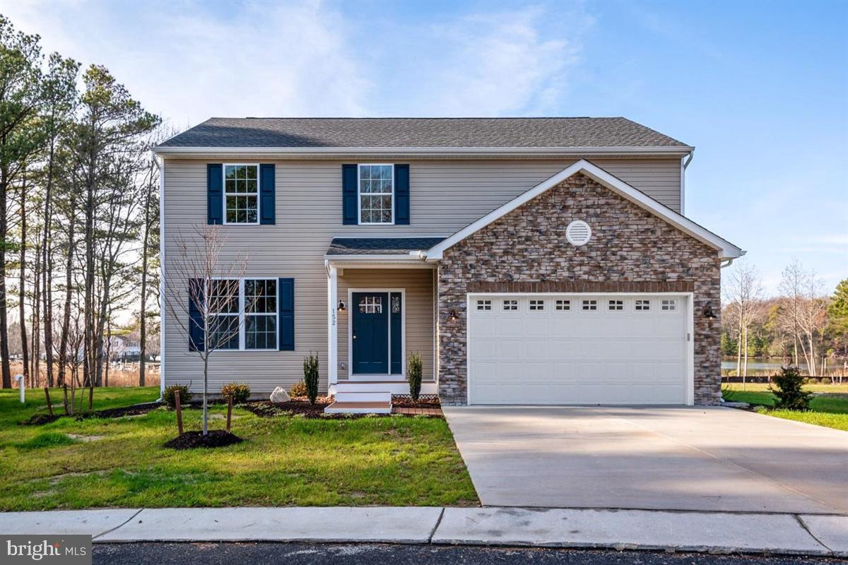 Single Family Homes pour l Vente à Chester, Maryland 21619 États-Unis